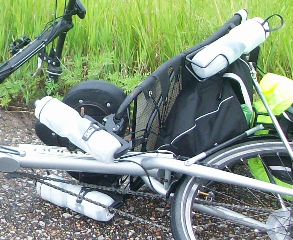 Recumbent Bike Seat Seat of Recumbent Bike And