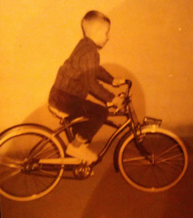 Rons First Bike